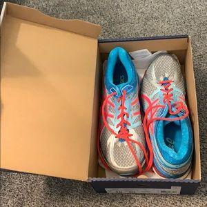Brand New ASICS cumulus running shoes